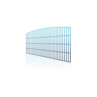 ogrodzenia panelowe 2D łukowe