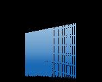 Stahlgitterzäune (Doppelstabmatten)